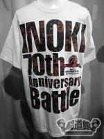IGF【INOKI 70th Anniversary Battle Tシャツ】Tシャツ