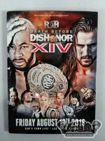 ROH DEATH BEFORE DISHONOR XⅣ