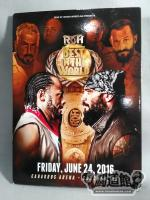 ROH ROAD TO BEST IN THE WORLD 2016