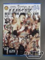 NJPW OFFICIAL MAGAZINE 2016 Vol.4
