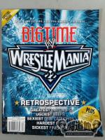 WWE MAGAZINE SPECIAL ISSUE WRESTLE MANIA 22