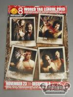 NJPW OFFICIAL MAGAZINE 2013 Vol.8