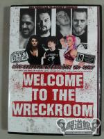 PRO WRESTLING TRAINWRECK WELCOME TO THE WRECKROOM