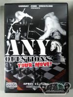 CZW ANY QUESTIONS?