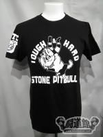 石井智宏「STONE PITBULL TOUGH AND HARD」Tシャツ