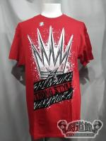 中邑真輔「KING OF STRONG STYLE」Tシャツ