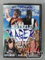 AIW WRESTLE RAGER 2014 NIGHT 3