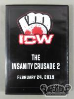 ICW THE INSANITY CRUSADE 2