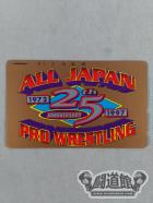 ALL JAPAN PRO.WRESTLING 25th Anniversary