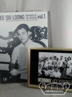 LEE SIU LOONG MEMORIES OF THE DRAGON vol.1
