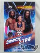 2019 TOPPS SMACKDOWN LIVE カードセット