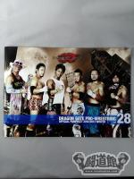【9選手直筆サイン入り】2012-2013 DRAGON GATE OFFICIAL PAMPHLET Vol.28