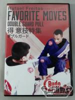 RAFAEL FREITAS FAVORITE MOVES : DOUBLE GUARD PULL