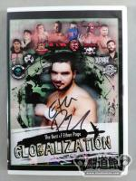 【直筆サイン入り】The Best of Ethan Page GLOBALIZATION