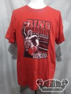 RINGSIDE「RING WARRIOR」Tシャツ