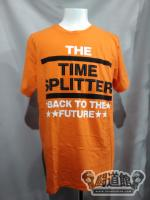 KUSHIDA「THE TIME SPLITTER」Tシャツ