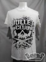 BULLET CLUB「TOO WHITE」Tシャツ