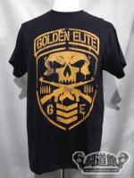 Golden Elite Shield Tシャツ