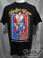 ハーリー・レイス「THE GREATEST WRESTLER ON GOD'S GREEN EARTH」Tシャツ