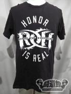 ROH「HONOR IS REAL」Tシャツ