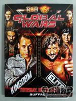 ROH GLOBAL WARS 2017 THURSDAY.OCT 12.2017 BUFFALO