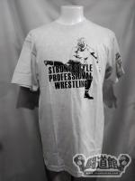 初代タイガーマスク「STRONG STYLE PROFESSIONAL WRESTLING」Tシャツ