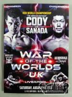 ROH WAR OF THE WORLDS【UK】LIVERPOOL SATURDAY,AUGUST19,2017