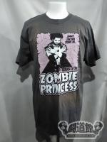ジミー・ジェイコブス「THE RETURN OF THE ZOMBIE PRINCESS」Tシャツ