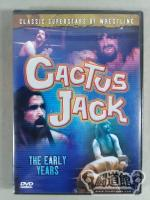 CACTUS JACK THE EARLY YEARS