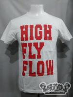 棚橋弘至「HIGH FLY FLOW HFF」Tシャツ