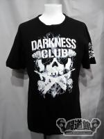 EVIL「DARKNESS CLUB」Tシャツ