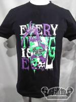 EVIL「DARKNESS CAFE」Tシャツ