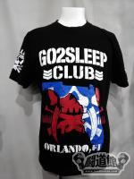 KENTA「GO 2 SLEEP CLUB FLORIDA ver」Tシャツ
