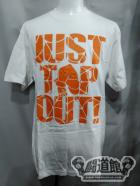 JUST TAP OUT「新(あらた)バージョン」Tシャツ