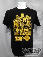 CMLL×覆面屋工房「Stay Home&Social Distancing」Tシャツ
