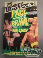 WCW THE BEST OF FALL BRAWL WAR GAMES