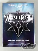 WRESTLE MANIA XX(20)