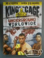 【10EVENT SET】KING OF THE CAGE UNDERGROUND WORLDWIDE