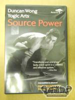 DUNCAN WONG YOGIC ARTS SOURCE POWER