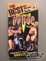 WCW THE BEST OF HALLWEEN HAVOC