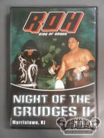 ROH NIGHT OF THE GRUDGES Ⅱ