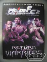 PRIDE FC RETURN OF THE WARRIORS