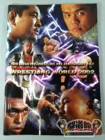 WRESTLING WORLD 2002