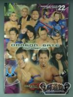2011 DRAGON GATE OFFICIAL PAMPHLET Vol.22