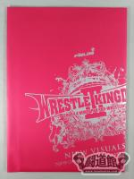 NJPW VISUALS 08 OFFICIAL MAGAZINE PREMIUM ISSUE